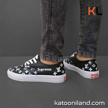 Vans Supreme x LV