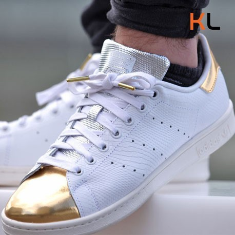 Adidas Stan Smith Gold Metal