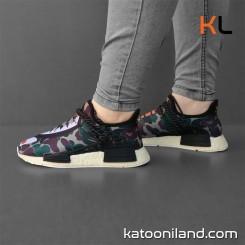 Adidas PW HU NMD X BAPE