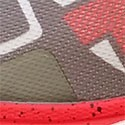 طوسی با خط قرمز و سفید